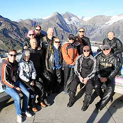 Motorcycle Tour Alps and Lakes